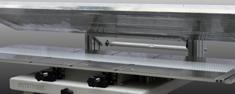 Kleiner Leiterplatten Schablonendrucker für manuelle Anwendung