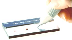 Volumen Messgerät für Ihre Dosiertechnik