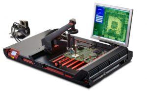 Raparatur von BGA, QFN und Micro SMD