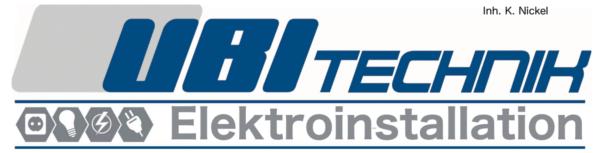 ELEKTROINSTALLATION - HAUSTECHNIK